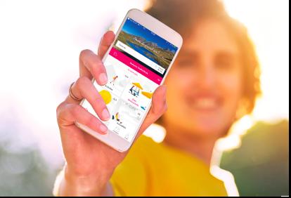 Nos applications mobiles dédiées Queyras Guillestrois