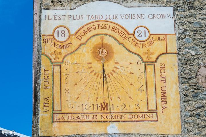 Les Cadrans Solaires du Queyras