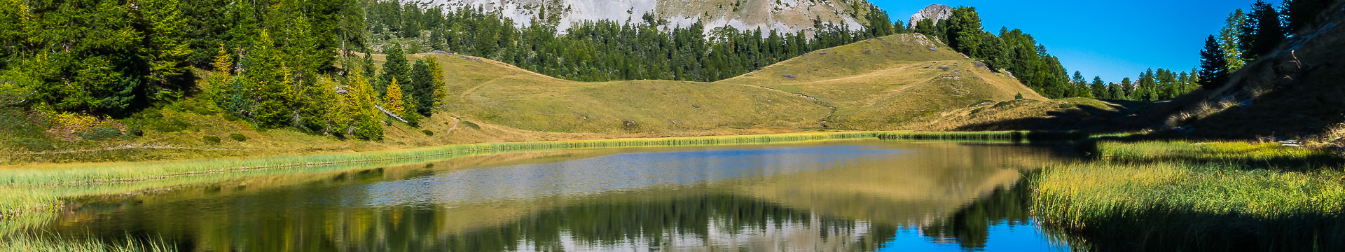 Tous les lacs du Queyras Guillestrois