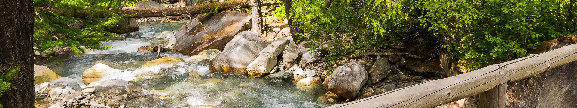 Les plus beaux spots de pêche du Queyras Guillestrois