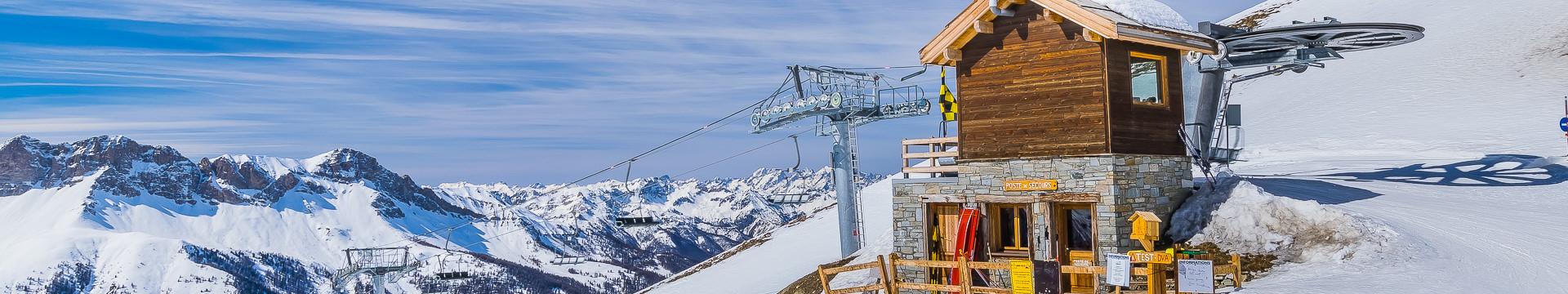 Les stations de ski alpin du Queyras Guillestrois