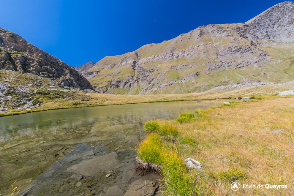 autre partie du lac baricle