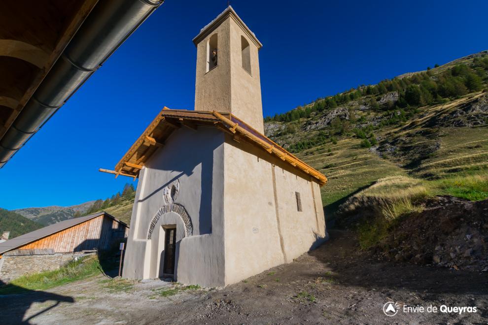 chapelle saint roch renovee