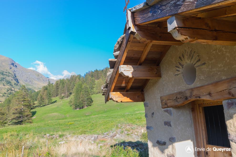 fronton chapelle saint bernardin