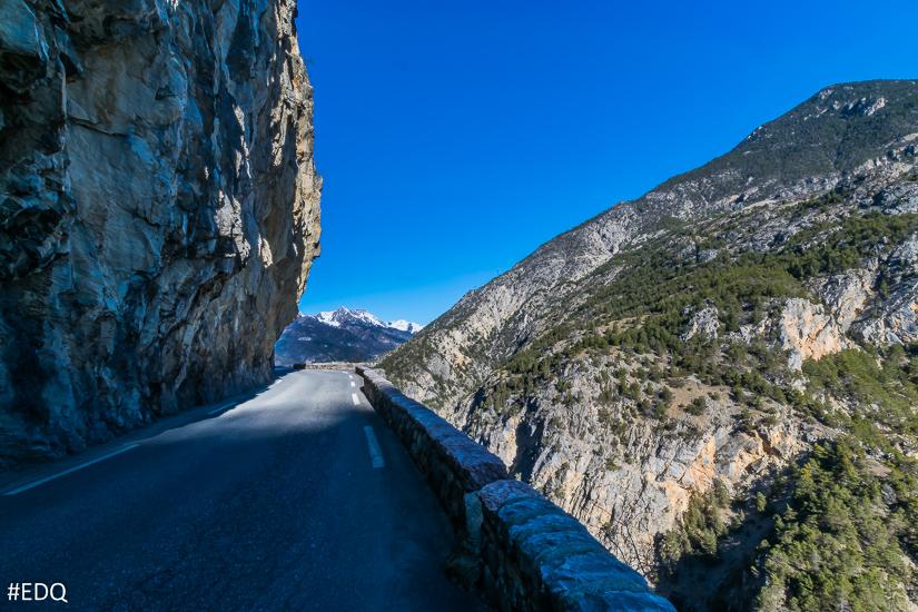Route des Gorges du Guil (Queyras/Hautes-Alpes) - Envie de Queyras