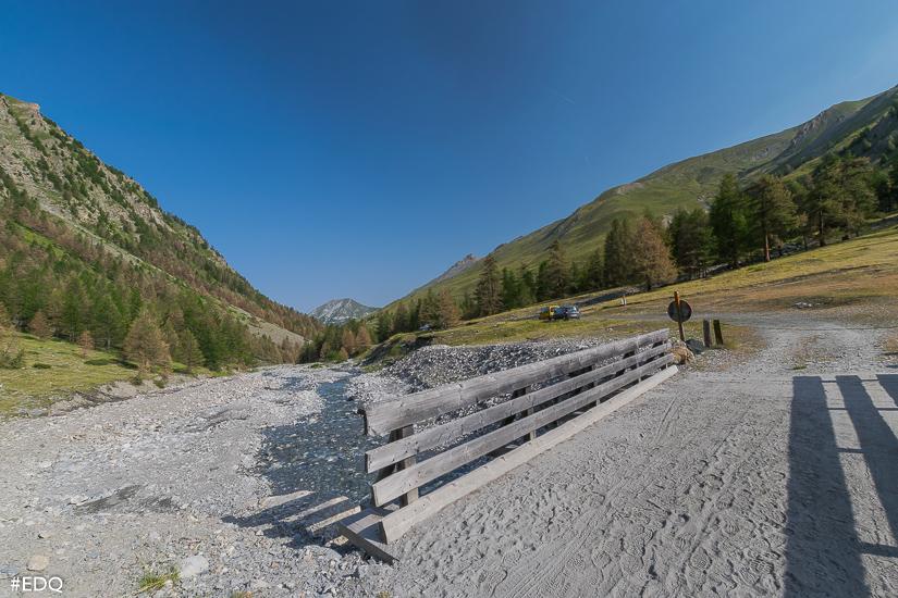 la vallee du cristillan depuis pont bergerie du bois noir