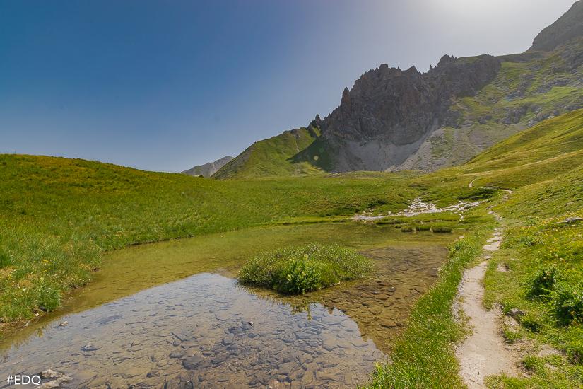 le petit lac de clausis