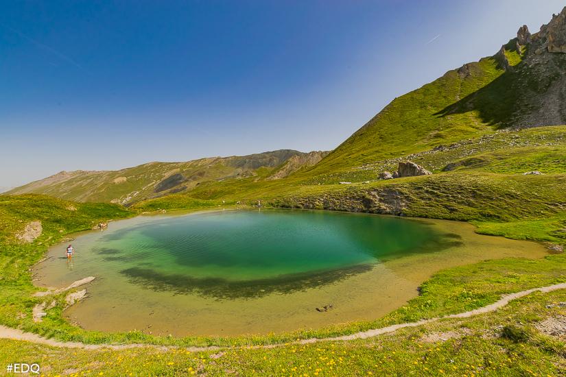 les baigneurs du lac de clausis