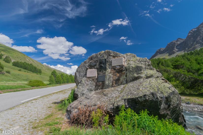 les steles du rocher annibal