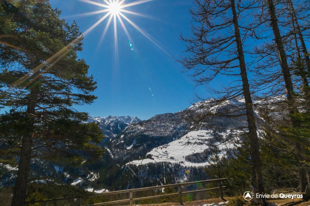 panorama belvedere roue hiver