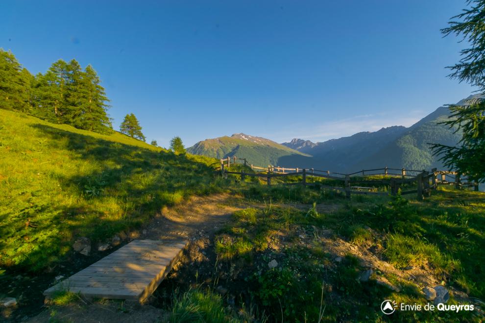 petit pont enclos panoramique viso
