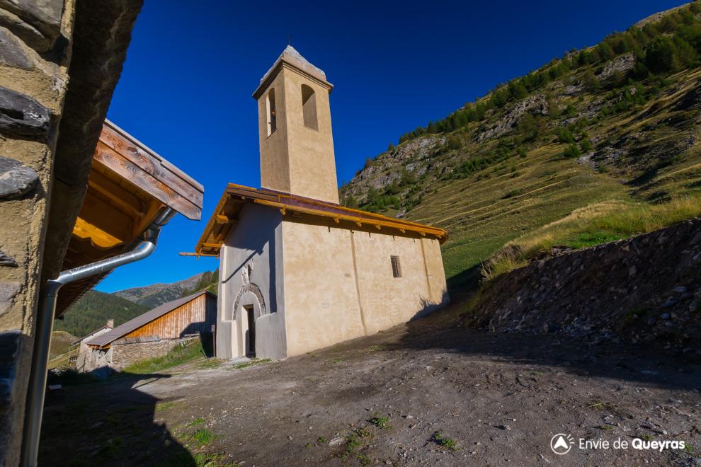 premier soleil sur chapelle saint roch