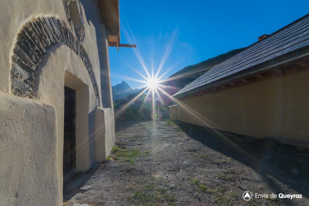 premiers rayons soleil porte saint roch