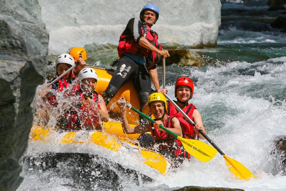 Quey'raft - Rafting sur le Guil à CHATEAU QUEYRAS