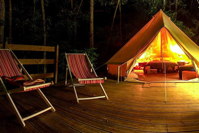 Camping** de l'Izoard