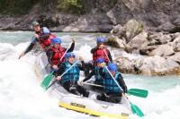 Rav'eaux Rafting - Raft sur Durance à SAINT CLEMENT