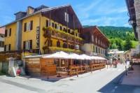 Hôtel ** Restaurant Le Chalet de Lanza à ABRIES