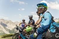 Guil e Bike, Location VTT Queyras et séjours rando VTTAE