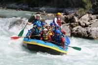 Rafting La Guilde de l'eau vive