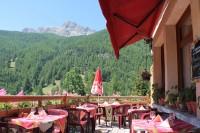 Hôtel ** Restaurant le Chamois à MOLINES