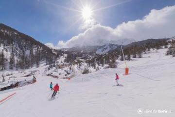 Station de Ski de Vars - Domaine de la Forêt Blanche