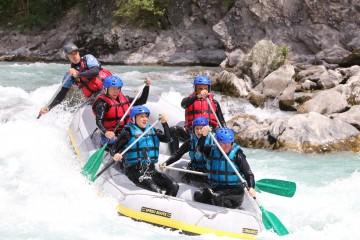 Rav'eaux Rafting