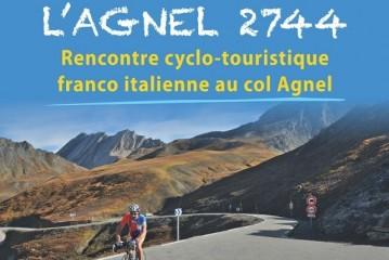 L'Agnel 2744 : 4ieme rencontre cyclo-touristique Franco Italienne