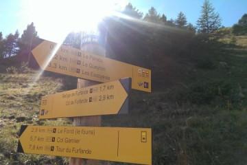 Quelle est la signification du balisage des chemins de rando?