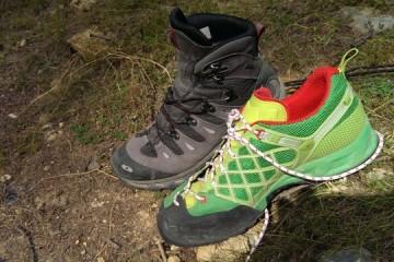 Quelle paire de chaussures pour randonner sereinement dans le Queyras?