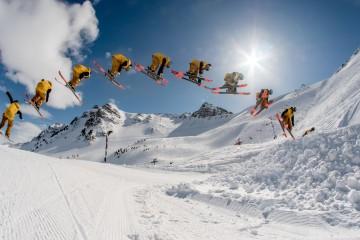 Coupe d'Europe de Ski SlopeStyle 2019 Vars