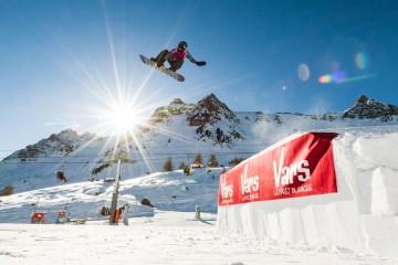 Coupe d'Europe de Snowboard Freestyle 2019 Vars