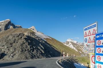 Col Agnel : fermeture annuelle côté Italien effective depuis ce mardi