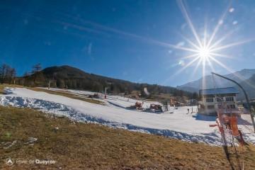 Ouverture des stations de ski du Queyras : vivement une chute de neige !