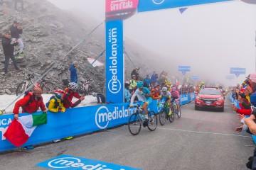 Giro 2016 : tout s'est joué dans les étapes du Queyras Guillestrois !