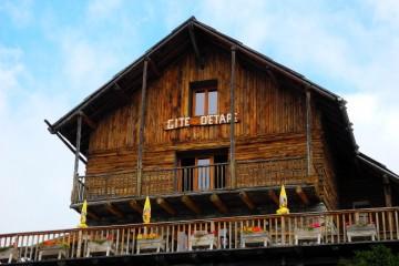 Auberge Gîte d'étape de Souliers -  le Grand Rochebrune
