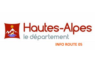 Accès Route Queyras Guillestrois : itinéraires, info conditions état des routes