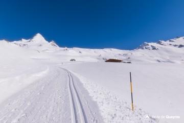 Itinéraire Nordique - Le Col Agnel