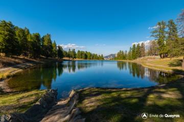 Lac de Peyrol Vars
