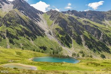 Lacs Lacroix (lacs de Segure)