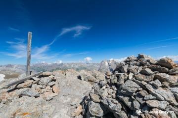 La Mortice Sud 3169m (depuis Col de Serenne)