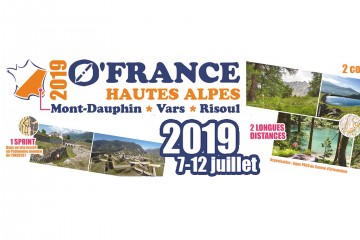 O'France 2019 - Course Internationale d'Orientation