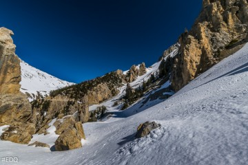 Rando raquette gourmande au Col d'Izoard et Refuge Napoléon