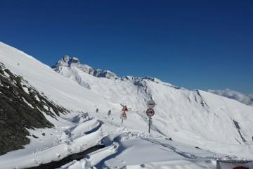 Chutes de neiges 12/13 octobre : changement de saison en cours