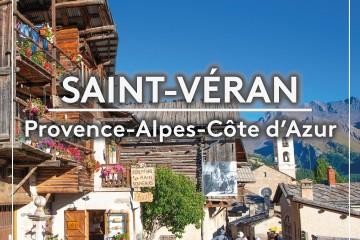 Saint-Véran deviendra-t-il le village préféré des Français 2021 ?
