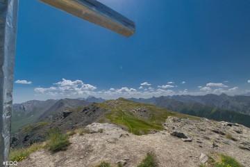 La Gardiole de l'Alp (retour via le Col du Clot du Loup - Pas du Chai)