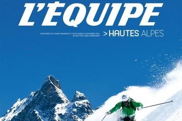 Une nouvelle campagne de promotion des Stations de Ski des Hautes-Alpes