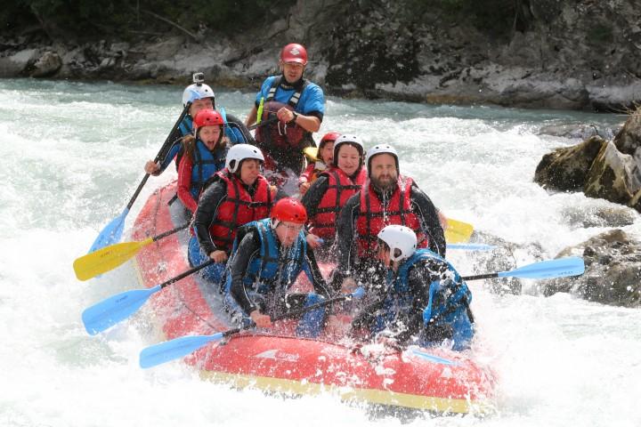 Banzaï Rafting