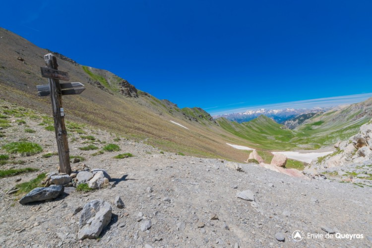 La grande traversée du vallon Laugier : de Basse Rua au Col de Serenne
