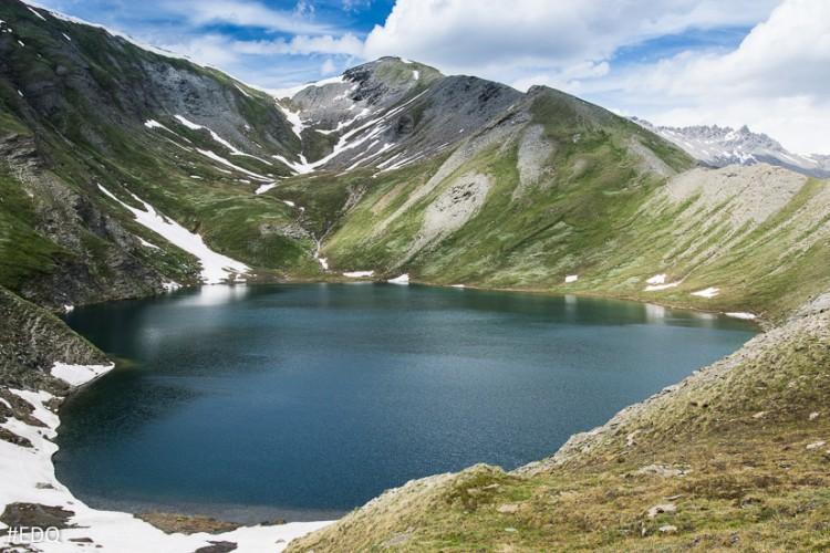 Lacs Malrif (Grand Laus, Petit Laus, Mezan)