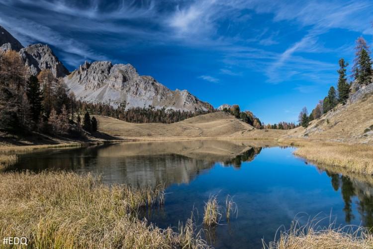 Pêche en lacs d'altitude dans le Queyras
